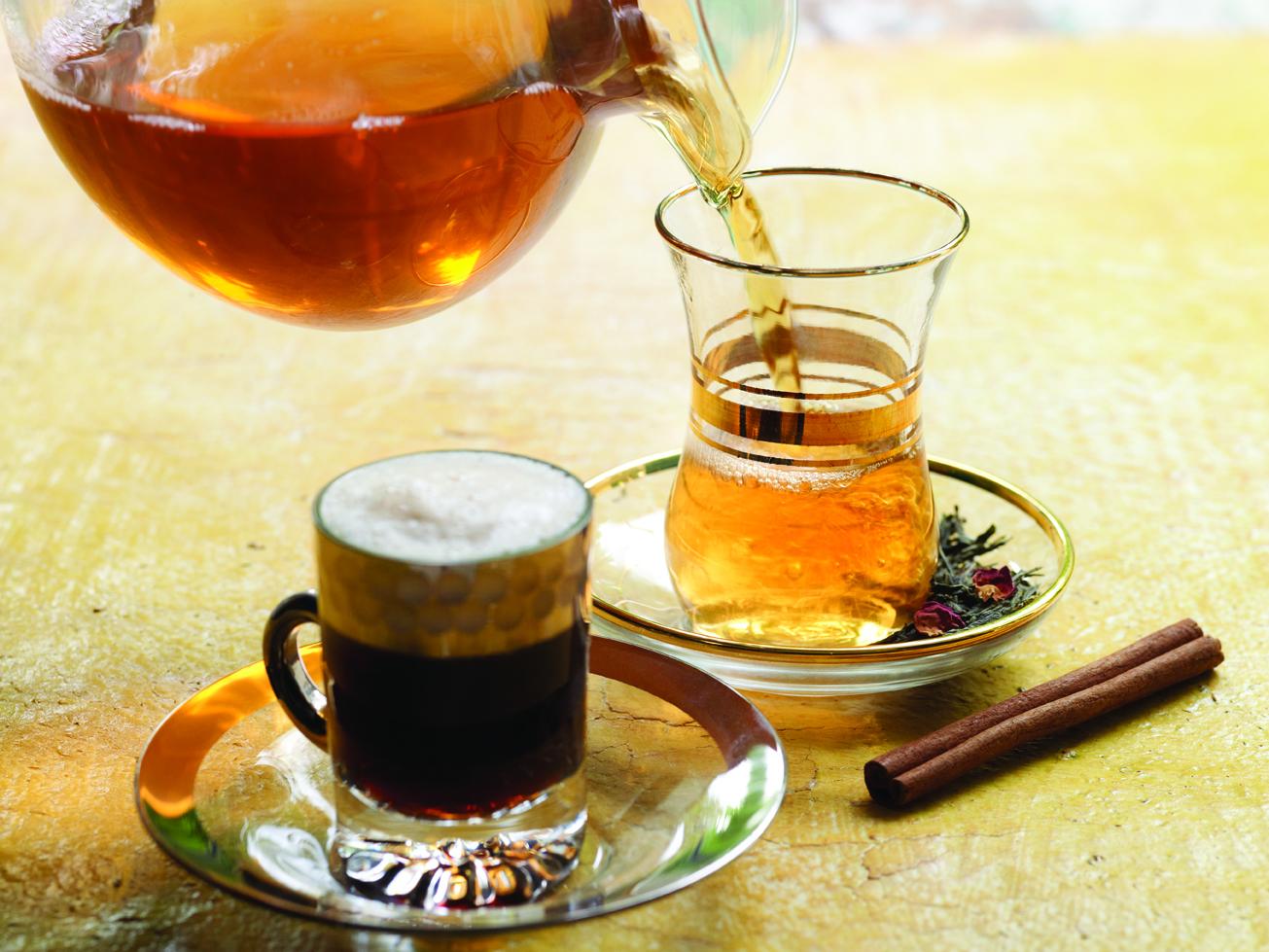 Утренний чай фото