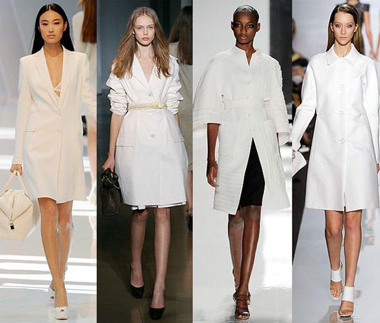 Весенняя мода 2013