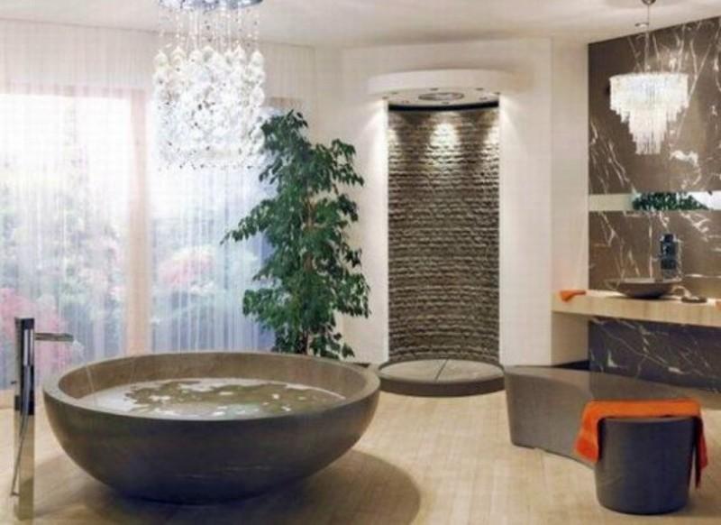 Ванная комната - дизайн
