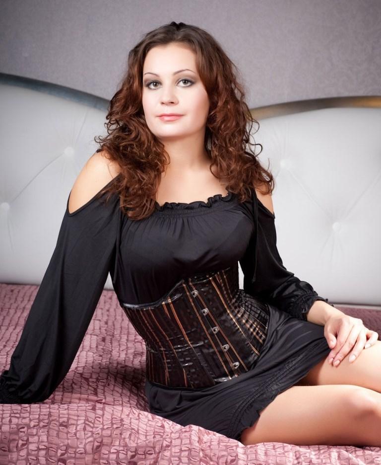 Полные девушки в сексуальных корсетах фото 763-995