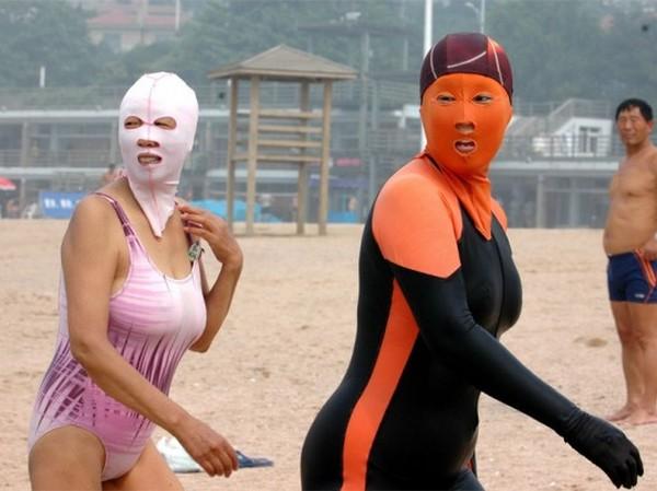 смешные купальники женские фото