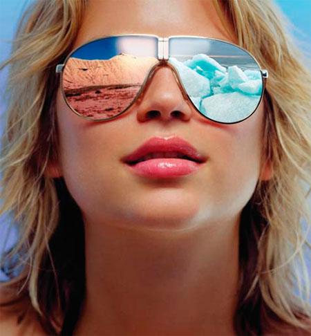 Солнцезащитные очки это круто!