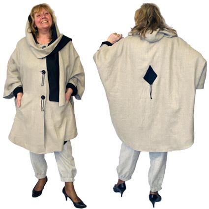 Полные девушки в пальто 3