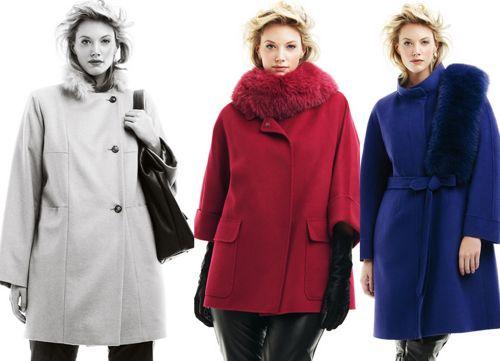 Полные девушки в пальто 4