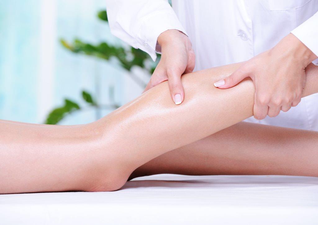 Остеопатия в борьбе с ногами