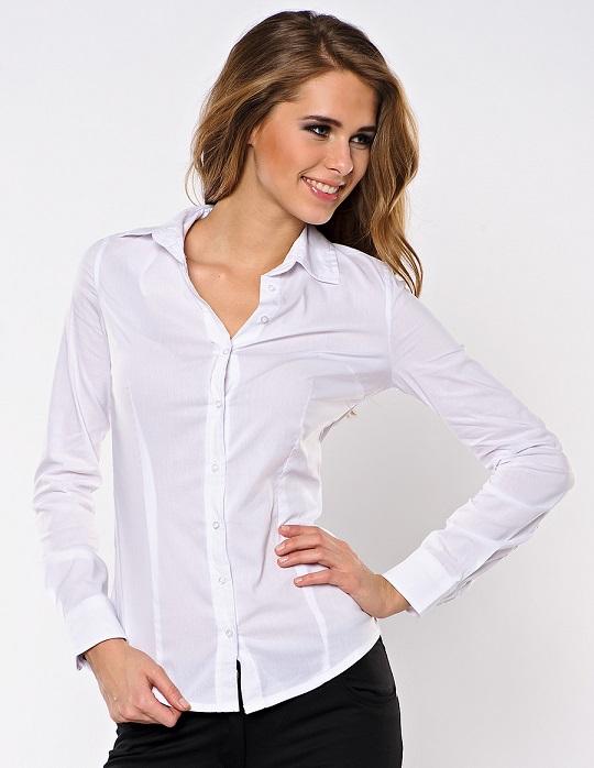 Классическая блузка