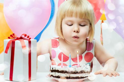 У детей день рождения в один день поздравления