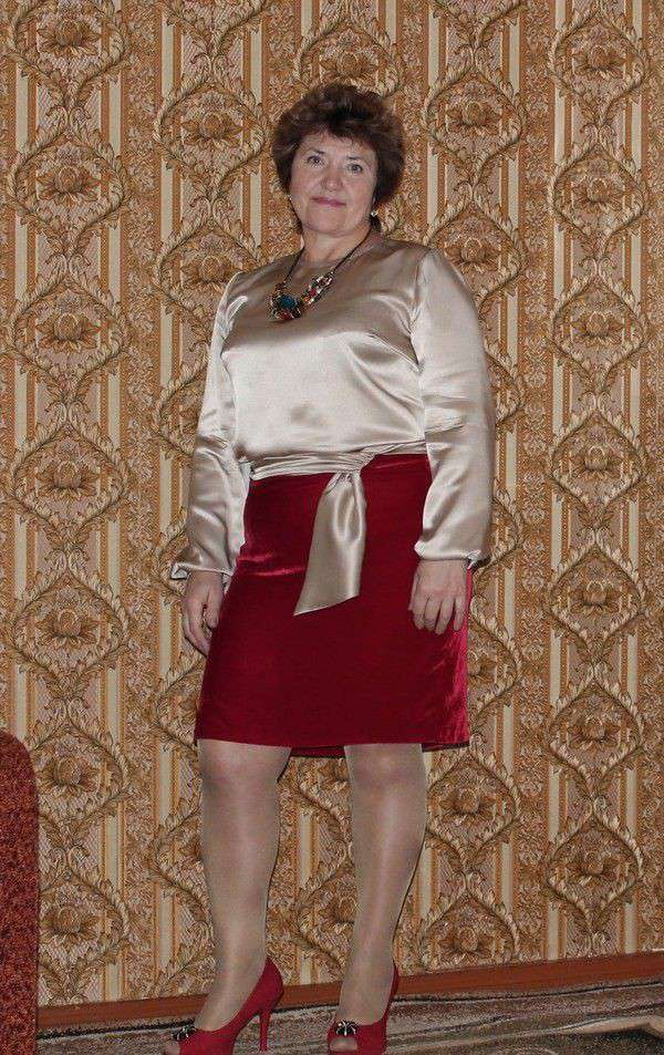 красивое белье зрелых женщин