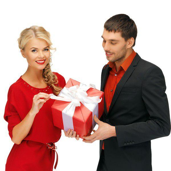 Люди и подарки