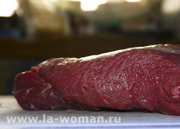 как приготовить говядину +с черносливом