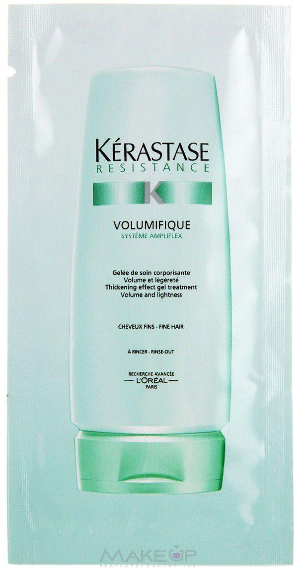 Укрепляющий мусс Kerastase Volumactive для тонких и чувствительных волос