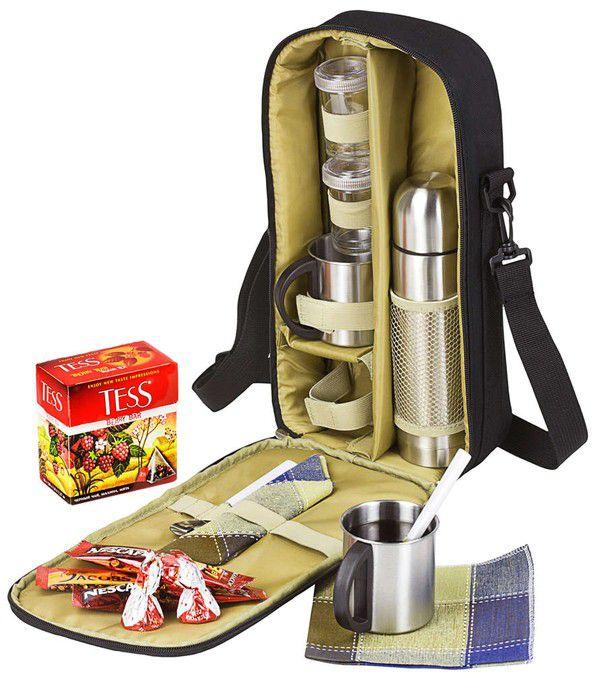 Практичность и удобство использования сумок для пикника