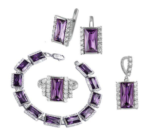 Серебряные украшения от ведущих брендов