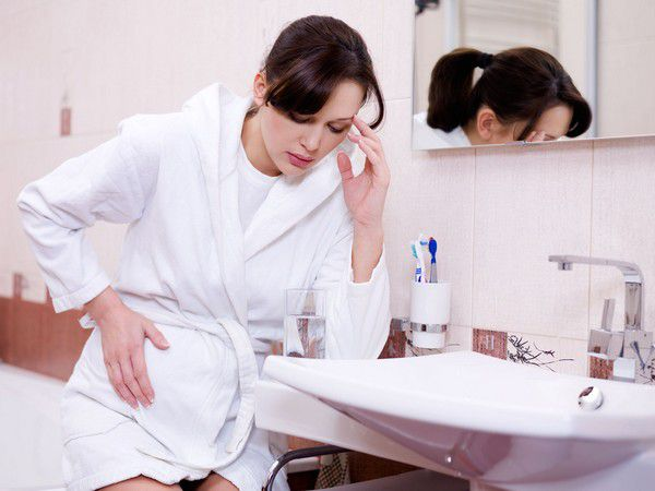 Как избавиться от токсикоза?