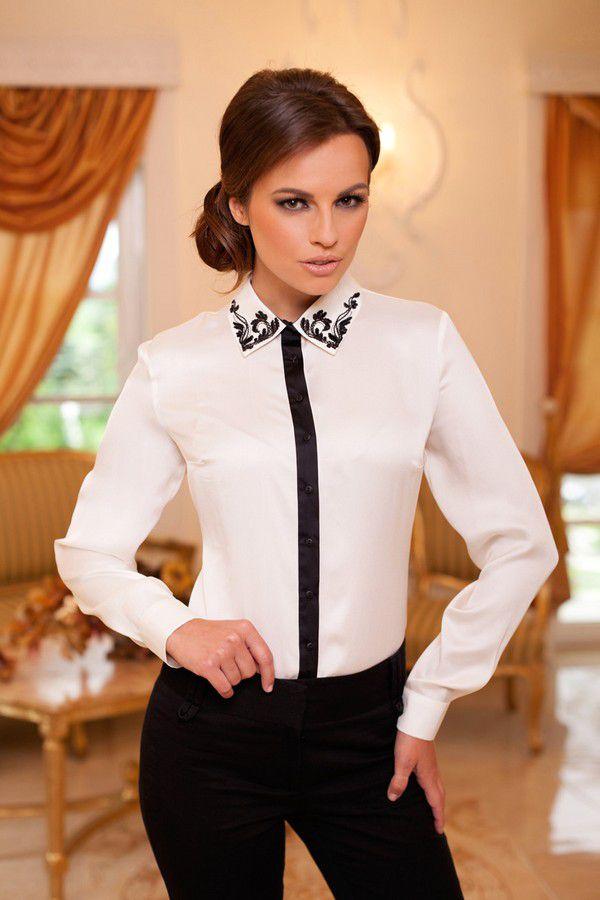 Эффектные Блузки Купить
