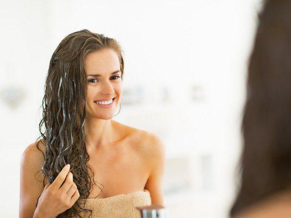Маска из кефира для осветления и укрепления волос