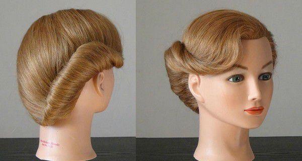 Выбор прически на выпускной для длинных волос