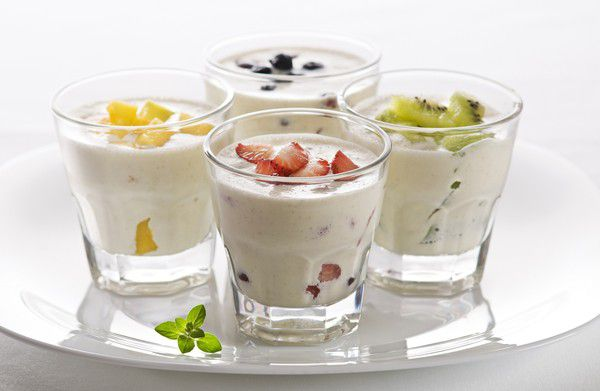 Польза йогурта для организма