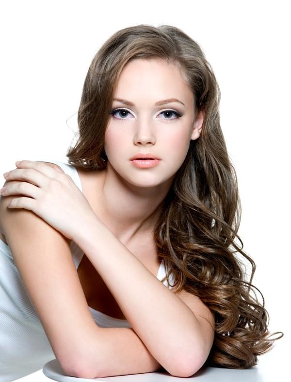 Прическа и макияж для школы - YouTube