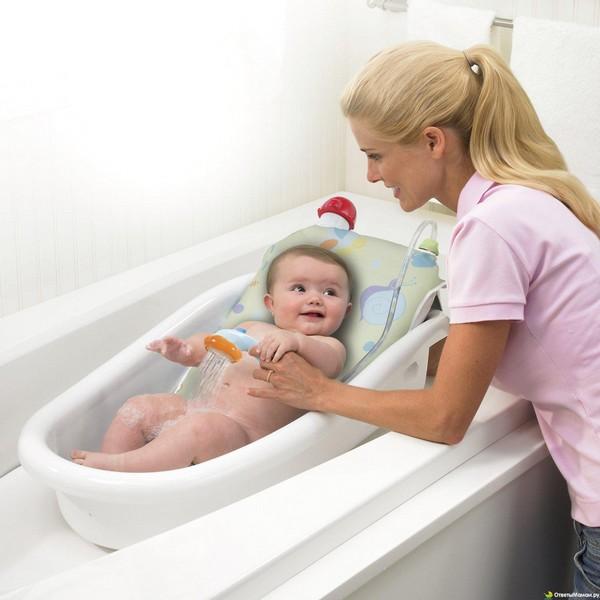Уход за ребёнком первых дней жизни