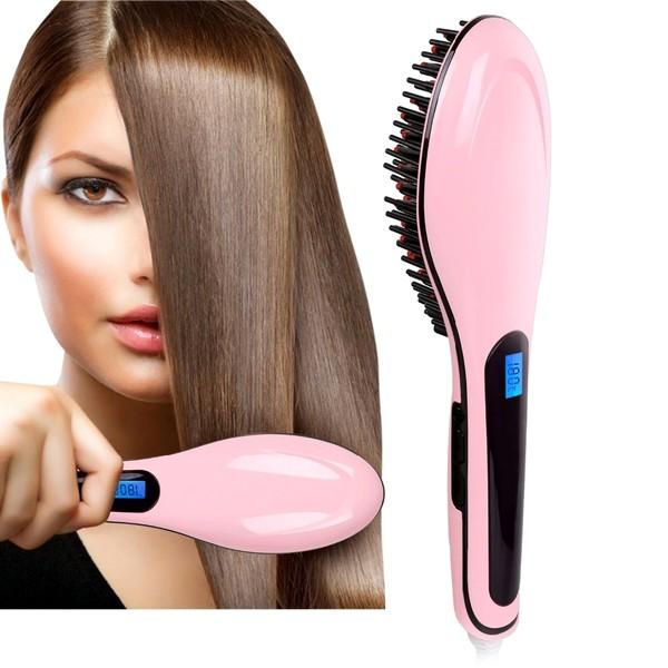 Что говорят покупатели по всему миру о Fast Hair Straightener?