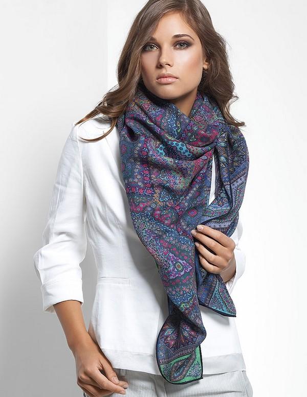 Что следует знать при выборе шарфов?