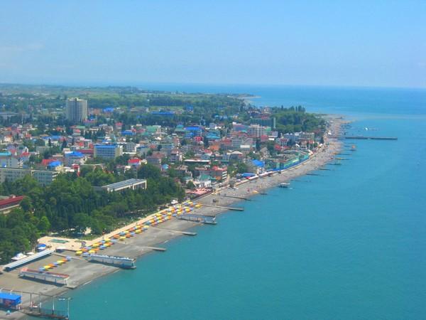 Курортные города россии