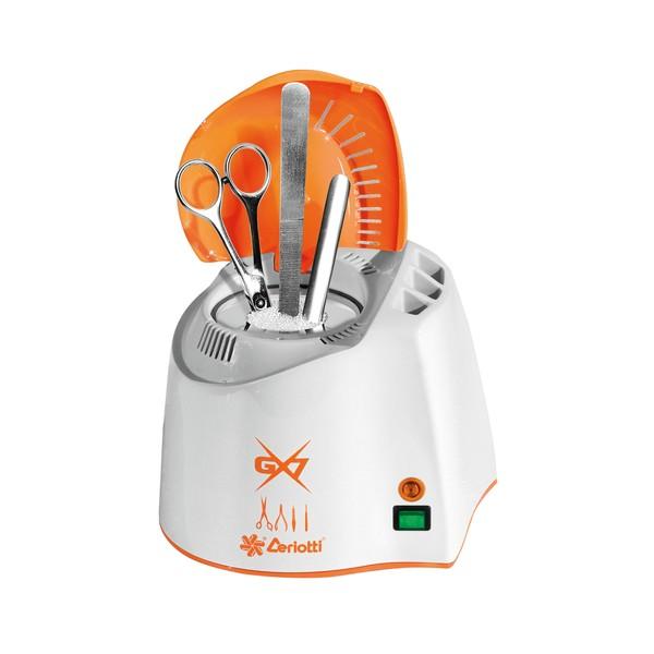 Гласперленовый стерилизатор – идеальное средство для обеззараживания маникюрных инструментов