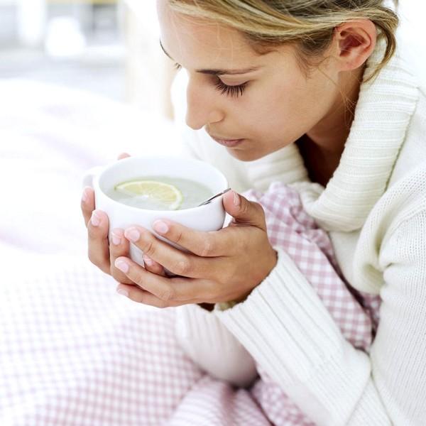 Первая помощь при повышении температуры тела