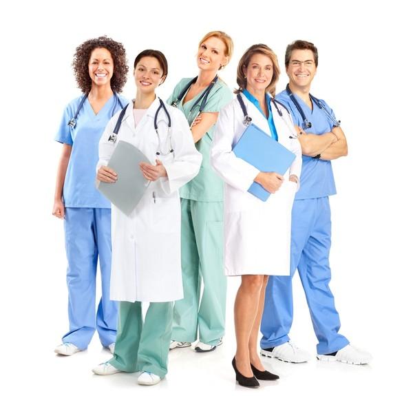 Если нужно приодеть медперсонал