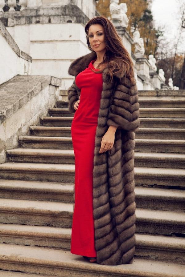 Шуба – модные тенденции 2017-2018