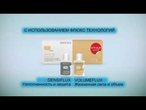 Densi-fill Двухкомпонентный филлер для восстановления волос от Selective Professional