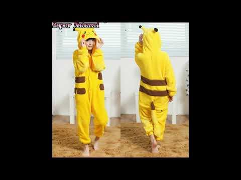Кигуруми - веселые пижамы для взрослых и детей