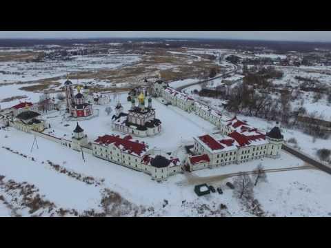 Троице-Сергиев Варницкий монастырь. Ростов Великий