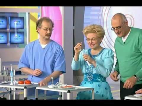 Чемпионат зубных щеток. Какая лучше?