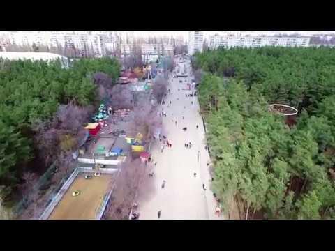Аэросъемка с квадрокоптера DJI Phantom Воронеж танаис