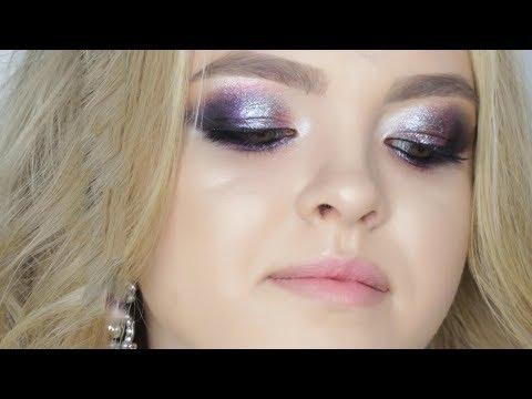Новогодний макияж 2018. Пошаговый урок
