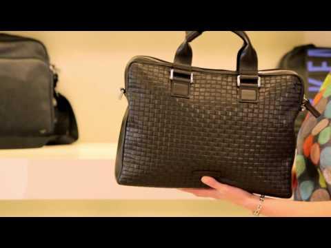 Мужские сумки: выбор стилиста