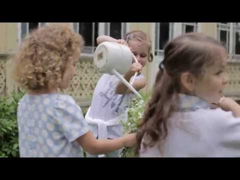 "Детская одежда Gulliver. Коллекция ""Незабудка"" Весна-Лето 2015"