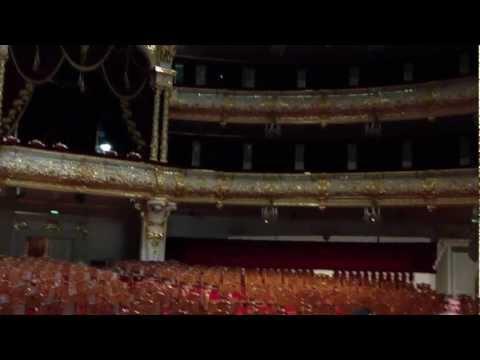 Экскурсия по историческому зданию Большого театра