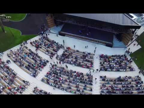 Воронежский Центральный Парк by Aerial Cinema квадрокоптер Аэросъемка