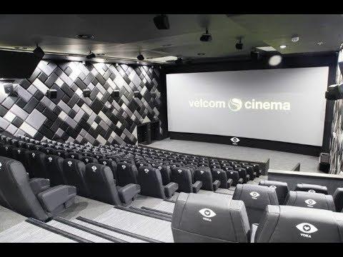 Самый КРУТОЙ кинотеатр в Минске Беларусь