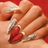 Пошаговая роспись ногтей