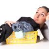 Как отлепить жвачку от одежды