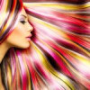 Цветная тушь для волос