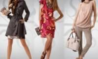Правильное сочетание цветов в одежде весной 2013 года