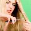 Секущиеся концы волос. Спасательные средства