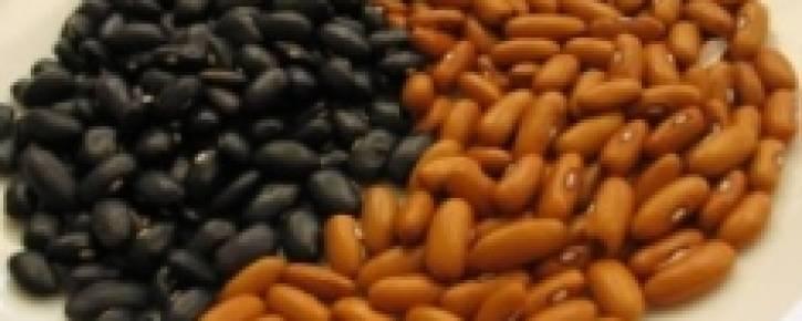 Польза черной фасоли