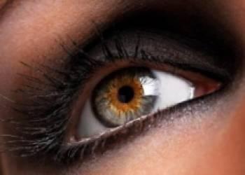 Карие глаза — искусство подбора макияжа