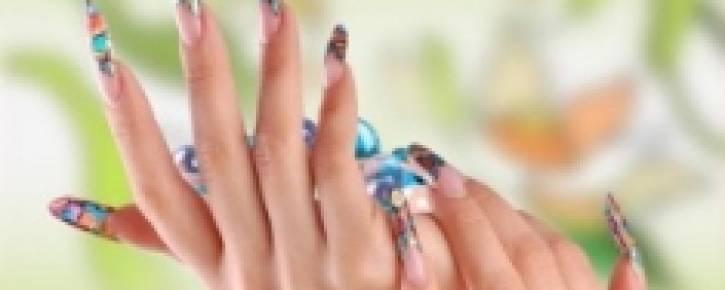 Как делать коррекцию ногтей?